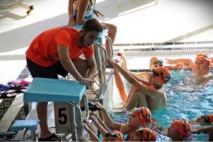 Jornada del Trofeo FAN de natación.