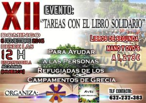 Cartel XII Evento 6.11.2016