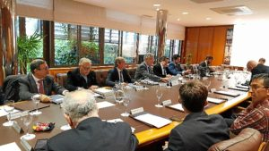 Consejo de Navegacion 1 Puerto de Huelva 21nov16