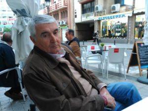 Francisco Coro, nuevo delegado de la Federación Andaluza de vela.