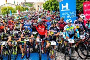 Salida de la Huelva Extrema 2016.