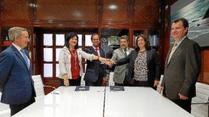 II Acuerdo Muelle de Tharsis Puerto de Huelva