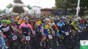 BTT Maratón en Riotinto.