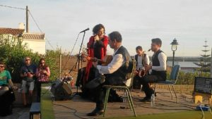 Jornadas Flamenco Sol organizadas por AV El Rompido