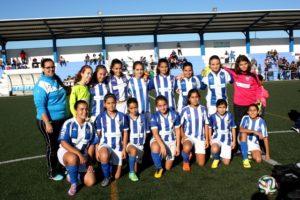 III Jornadas FIFA femenino en Bollullos.
