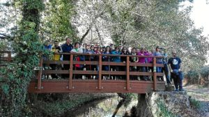 aula naturaleza parque moret