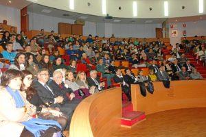 conferencia en la universidad de huelva del presidente del TSJA (2)