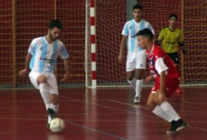 San Juan Puerto-Semurfit Kappa de fútbol sala.