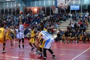 CB San Juan-CDB Enrique Benítez.