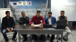 Jornada formativa de entrenadores en Ayamonte.