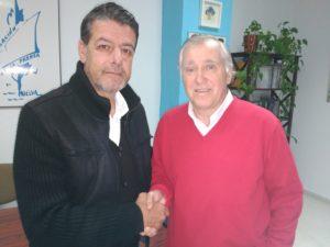 Manolo Camacho y José Luis Camacho Malo.