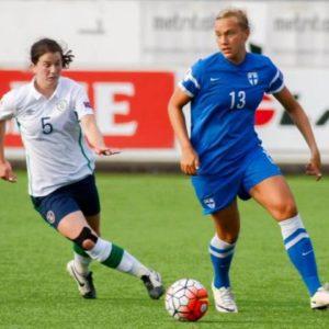 Jenny Dannielson, nueva jugadora del Cajasol Sporting.