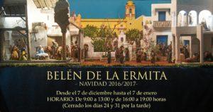 belen de la ermita consolacion cartaya 2016