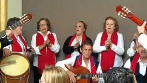 coro cristina pinedo de Huelva