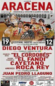 Festival taurino Aracena
