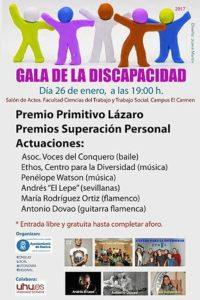 Gala de la Discapacidad