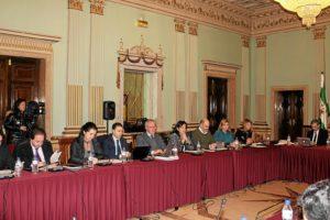 Grupo Popular en el pleno de enero del Ayuntamiento de Huelva (1)