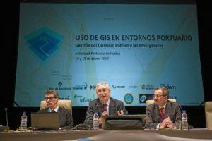 Jornadas GIS en el Puerto de Huelva (2)