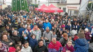 Pajes reales en Isla Cristina