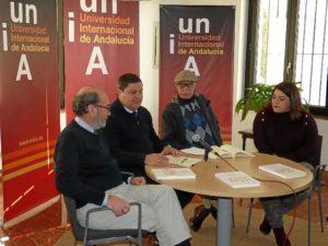 Poetas por la Paz, en la UNIA (1)