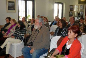 Poetas por la Paz, en la UNIA (3)
