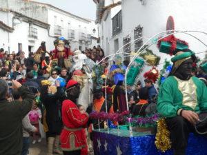 Reyes Magos Puerto Moral