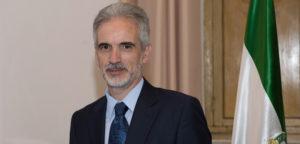 Aquilino Alonso, consejero de Sanidad de la Junta