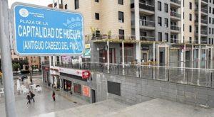 (Uno de los espacios de la ciudad en los que se desarrollará una intervención artística)
