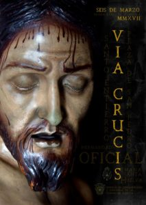 Cartel Via+Crucis 2017