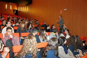 Conferencia sobre Cervantes en La Palma del Condado (2)