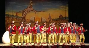 LosSalvadores Carnaval Valverde