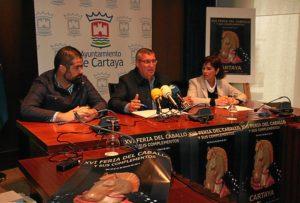 Presentacion Feria del Caballo en Cartaya (2)