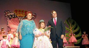 Raina infantil carnaval isla
