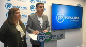 Rueda de prensa del PP sobre el Chare de Lepe (1)