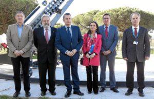 Antonio Sanz visita el Centro de El Arenosillo (2)