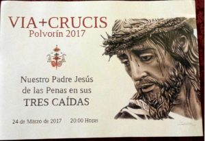 Cartel Via+Crucis