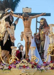 Cartel de la Hermandad de la Fe de Huelva (2)