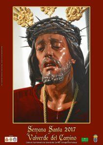 Cartel de la Semana Santa de Valverde del Camino (1)