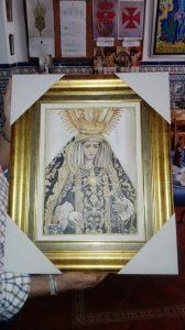 Convivencia costaleros de la Virgen de los Dolores de la Hermandad de La Merced (2)