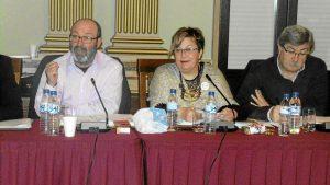 Grupo IU en Pleno Ayuntamiento Huelva marzo 2017