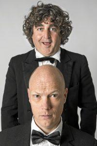 Lolo Fernández & Morten Jespersen.