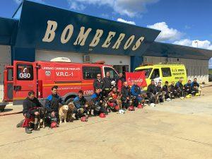 Pruebas perros en Valverde (2)