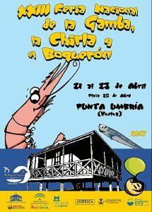 Turismo Feria Gamba cartel