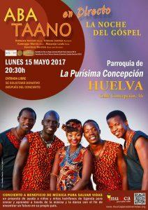 Concierto de Aba Taano en Huelva (1)
