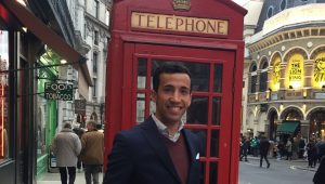 David de Miranda en Londres (2)