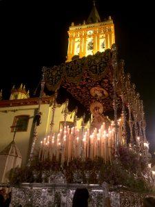 La Virgen de los Dolores