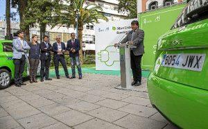 Movilidad sostenible Huelva