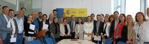 20170508 Subdelegada entrega PROFEA alcaldes