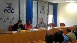 Jornada de HuelvaPort Termisur en la FOE II