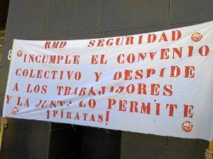 Protesta trabajadores seguridad (3)